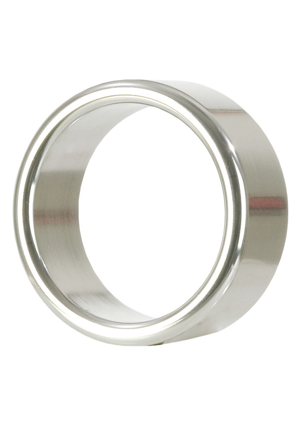 Stainless Steel Cock Ring-26mm by Wicked Rabbit