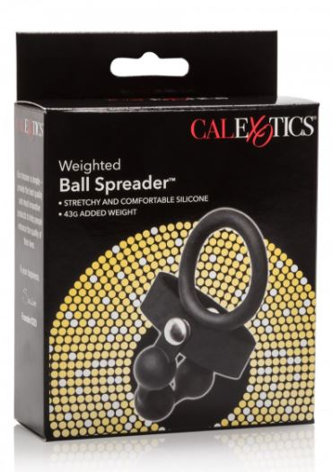 Beaded Prolong Cock Cage by Calexotics