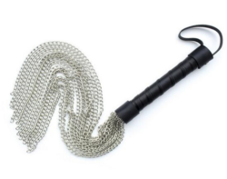 Steel Chain Whip by Wicked Rabbit