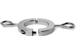 """Ball Weight with Attachable Weight Hoops - 0.5"""""""