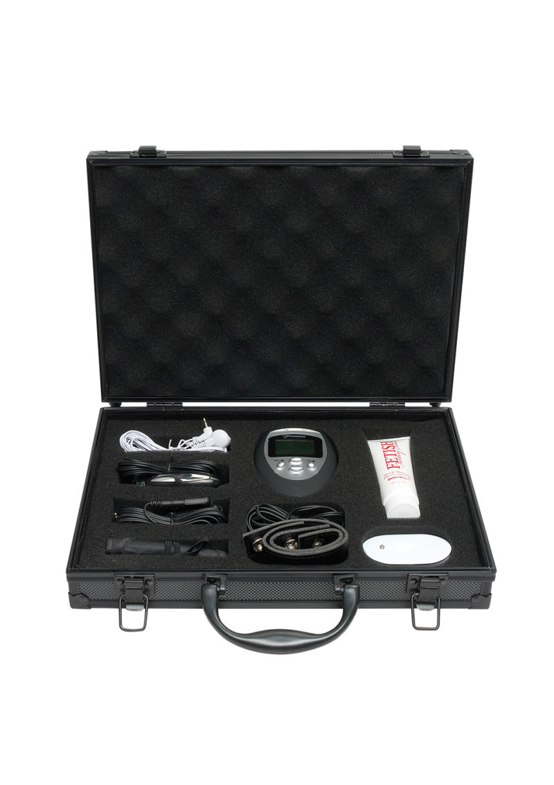 Deluxe Shock Therapy Kit by Fetish Fantasy