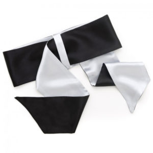 Fifty Shades of Grey Satin Blindfold