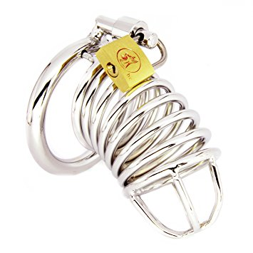 Short Cock Cage Chastity
