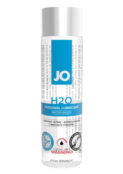 Waterbased Warming Lube by Jo H20