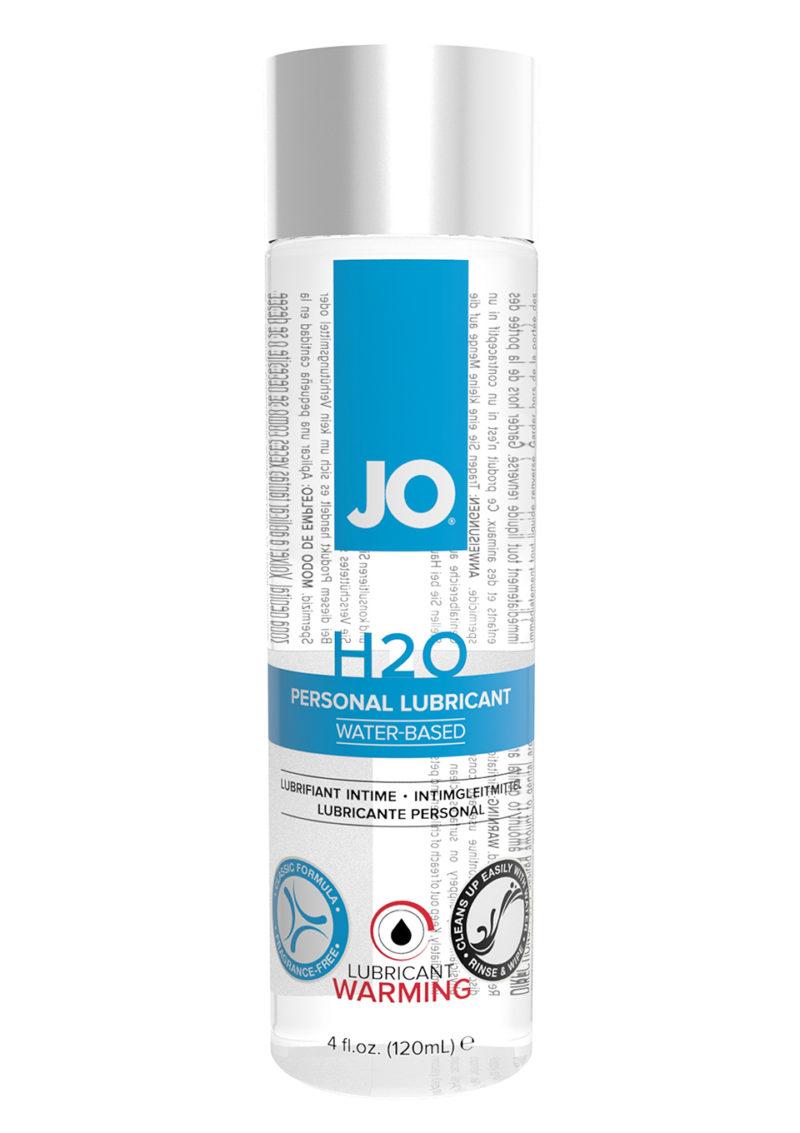 Waterbased Warming Lube by Jo H20