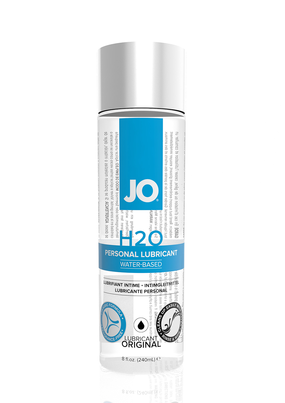 Waterbased Lubricant 240ml by Jo H20