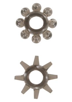 Power Stretchy Cock Ring Set