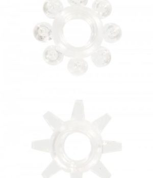 Power Stretchy Cock Rings by ToyJoy