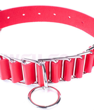 Weave Bondage Collar by Wicked Rabbit
