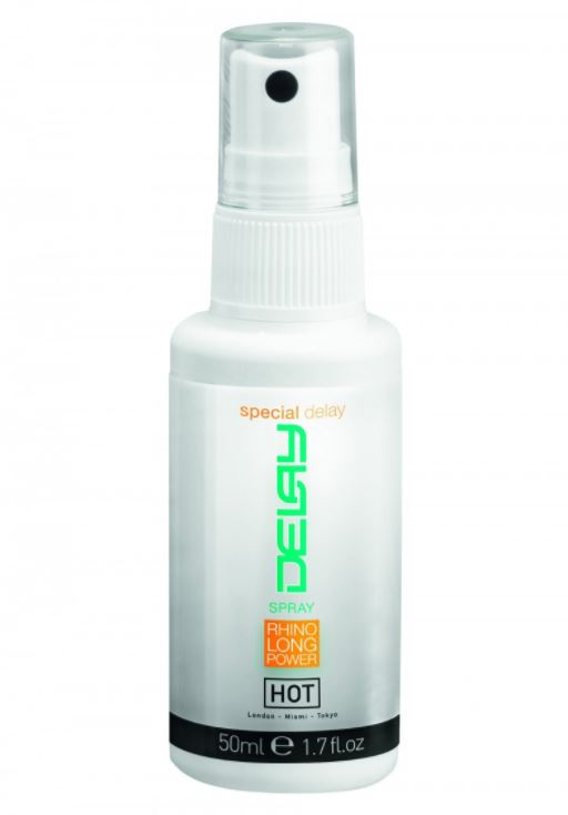 Rhino Long Power Delay Spray - 50ml