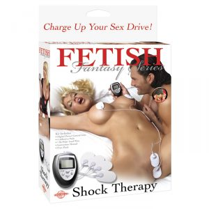 Shock Therapy Electro Pads by Fetish Fantasy