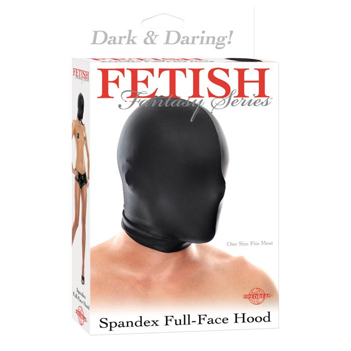 Full Face Hood by Fetish Fantasy